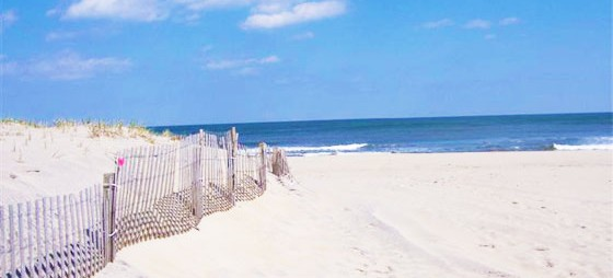 Fenwick Island beach photo